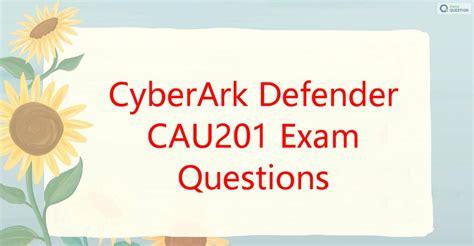 CAU201 Certification Exam
