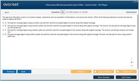CISA-KR Online Tests