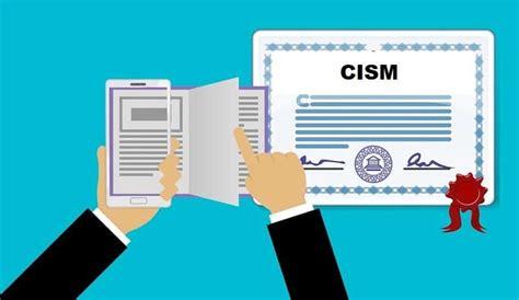 CISM Examengine