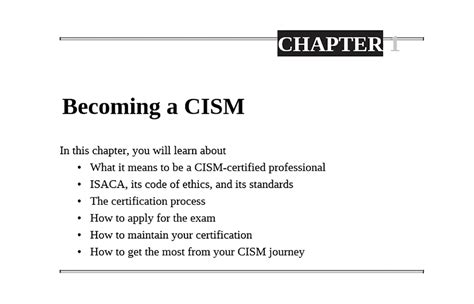 CISM Latest Exam Questions