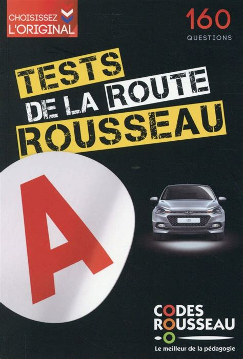 CODE TESTS ROUSSEAU 97