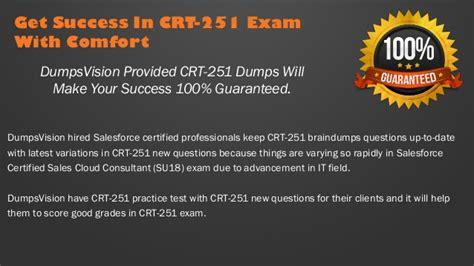 CRT-251 Exam Fees