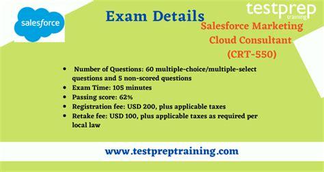 CRT-550 Reliable Exam Sample