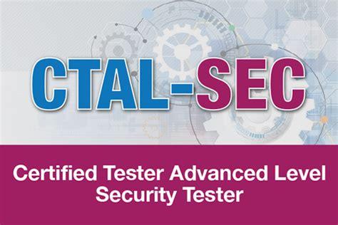 CTAL-SEC Valid Test Discount