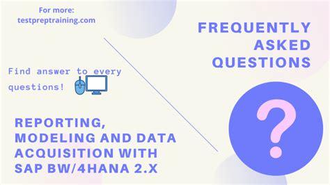 C_BW4HANA_24 Latest Exam Pass4sure