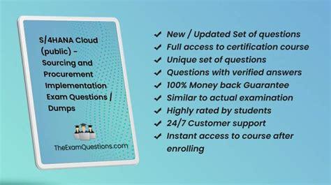 C_S4CPR_2105 Valid Exam Materials