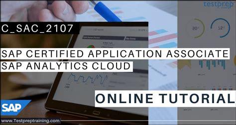 C_SAC_2107 Free Test Questions