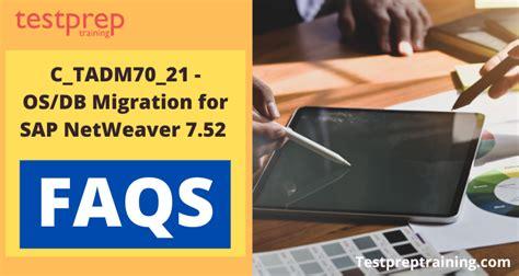 C_TADM70_21 Interactive Practice Exam