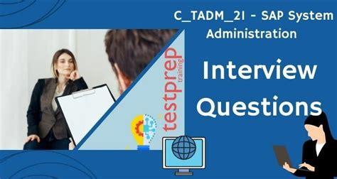 C_TADM_21 Practice Exams Free