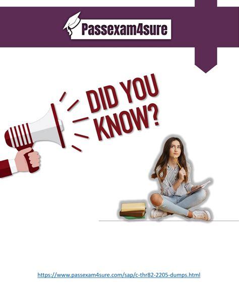 C_THR82_2105 Certification Exam