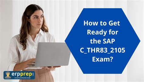 C_THR83_2105 Free Practice Exams