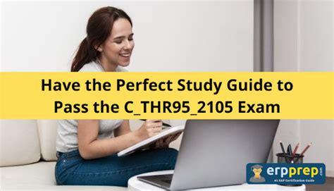 C_THR95_2105 Valid Exam Materials