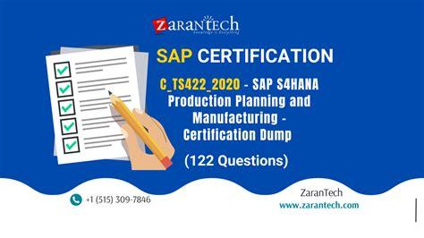 C_TS422_2020 Test Book