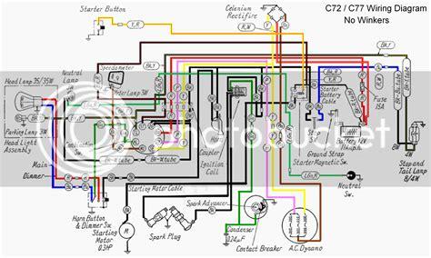 Ca77 1967 Wiring Diagram