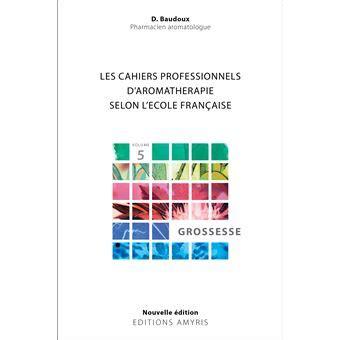 Cahiers Prat Aroma Grossesse