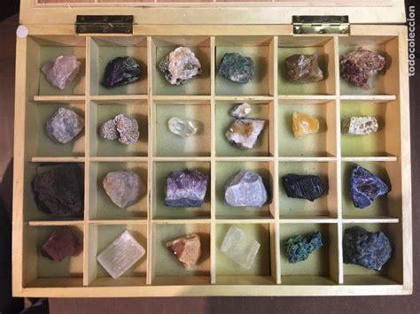 Caja Minerales Del Mundo No 2
