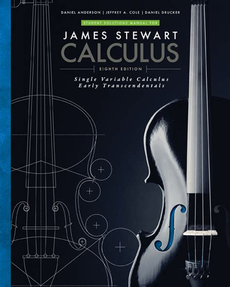 Calculus Student Solutions Manual Vol 1 Cengage