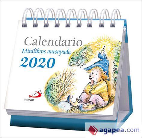 Calendario De Mesa Minilibros Autoayuda 2020 Calendarios Y Agendas