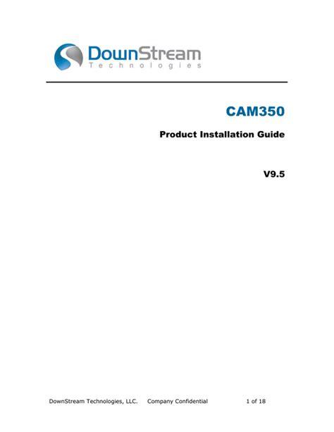 Cam350 User Manual