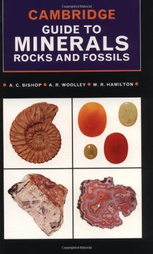 Cambridge Guide To Minerals Rocks And Fossils