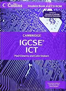 Cambridge Igcse Ict Student S Book And Cd Rom Collins Cambridge Igcse Collins Cambridge Igcse Tm