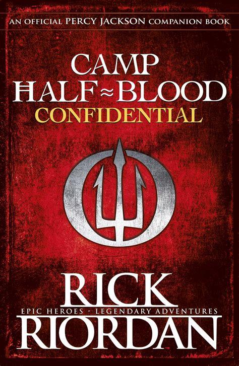 Camp Half-Blood Confidential