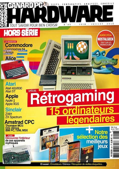 Canard Pc Hors Serie N 18 Special Jeux Gratuits