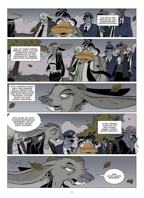 Canardo 24 Der Tod Hat Gruene Augen By Benoit Sokal