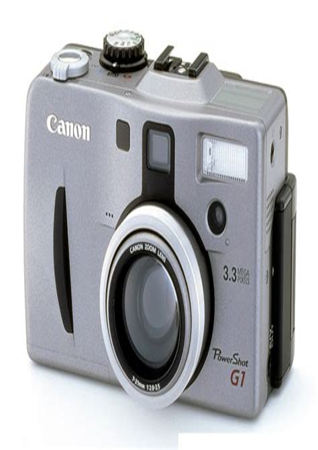 Canon G1 Manual