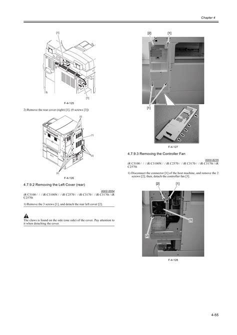 Canon Ir C3170 Manual