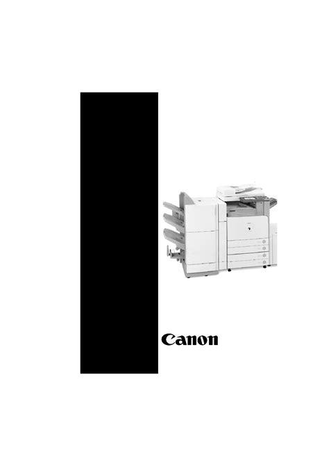 Canon Irc3100 Service Manual
