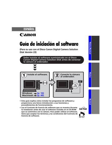 Canon Ixus 50 Service Manual