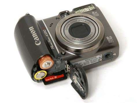 Canon Powershot A590 Is Manual Espanol