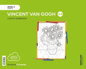 Canto Sabemos Nivel 3 Vincent Van Gogh 3 0
