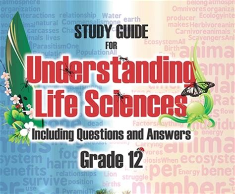 Caps Life Science Study Guide