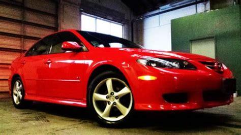 Car Manual For 2005 Mazda 6s
