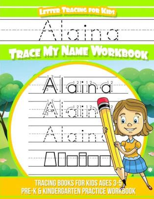 Carlos Letter Tracing For Kids Trace My Name Workbook Tracing Books For Kids Ages 3 5 Pre K And Kindergarten Practice Workbook