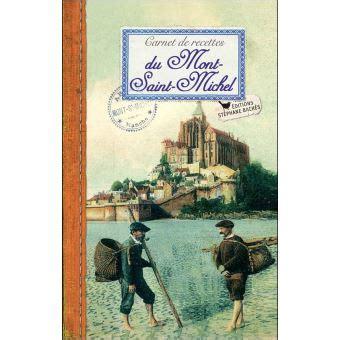 Carnet De Recettes Du Mont Saint Michel