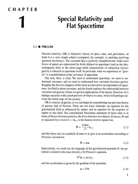 Carroll Spacetime And Geometry Solution Manual