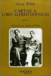 Cartas A Lord Alfred Douglas Marginales