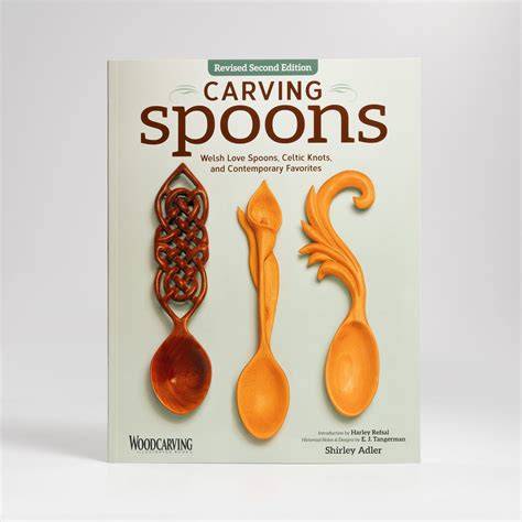 Carving Spoons Revised Second Edition