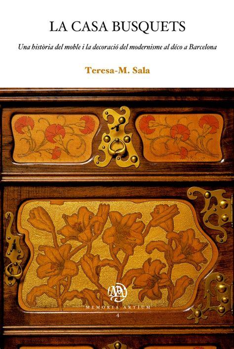 Casa Busquets, La. Una història del moble i la decoració del modernisme al déco a Barcelona (eBook)
