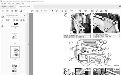 Case 1845c Service Manual Ebook