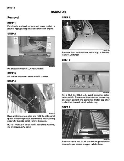Case 821f 921f Wheel Loader Service Manual