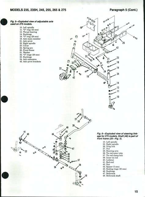 Case Ih 235 Series Tractor Service Repair Manual