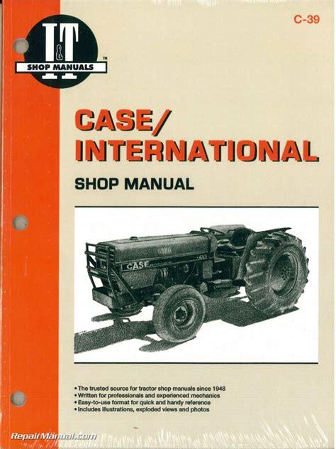 Case Ih 885 Workshop Manual