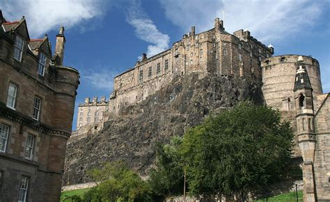 Castles Of Scotland Places And History
