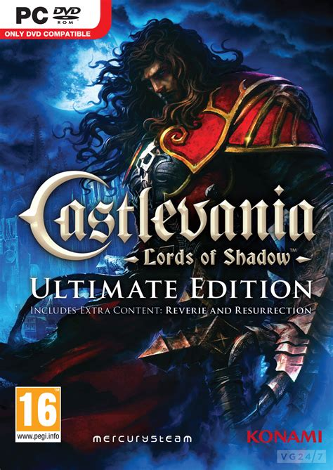 Castlevania Lord of Shadow 1 Ultimate Edition