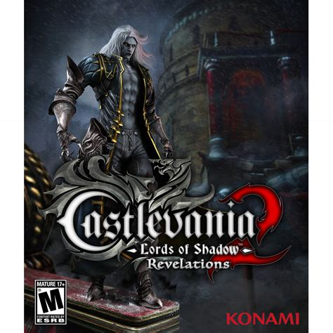 Castlevania Lord of Shadow 2 + Update 1 + DLC Revelations
