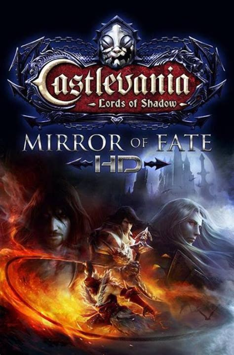 Castlevania Lord of Shadow Mirror of Fate HD